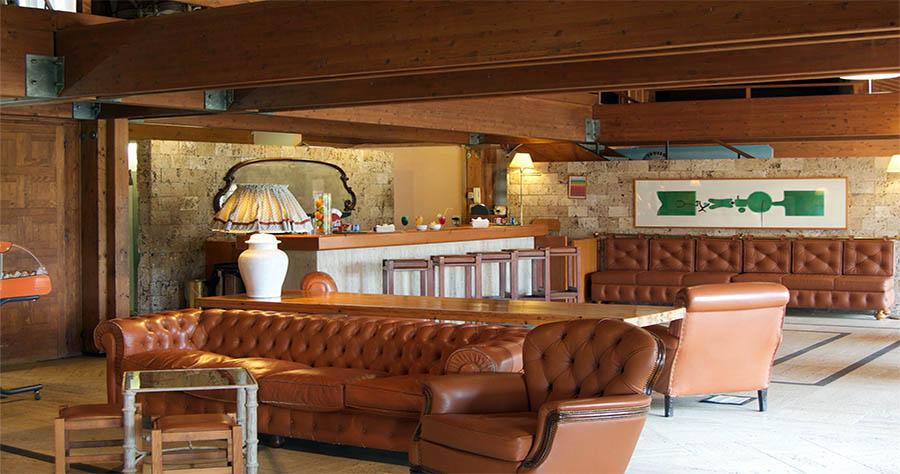 Il Bar dove poter gustare con i propri amici degli ottimi cocktail