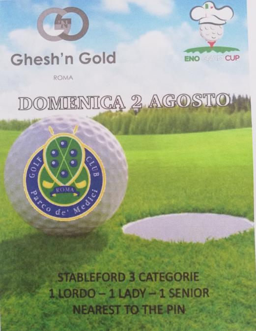 Enognam Cup By Ghesh'n Gold