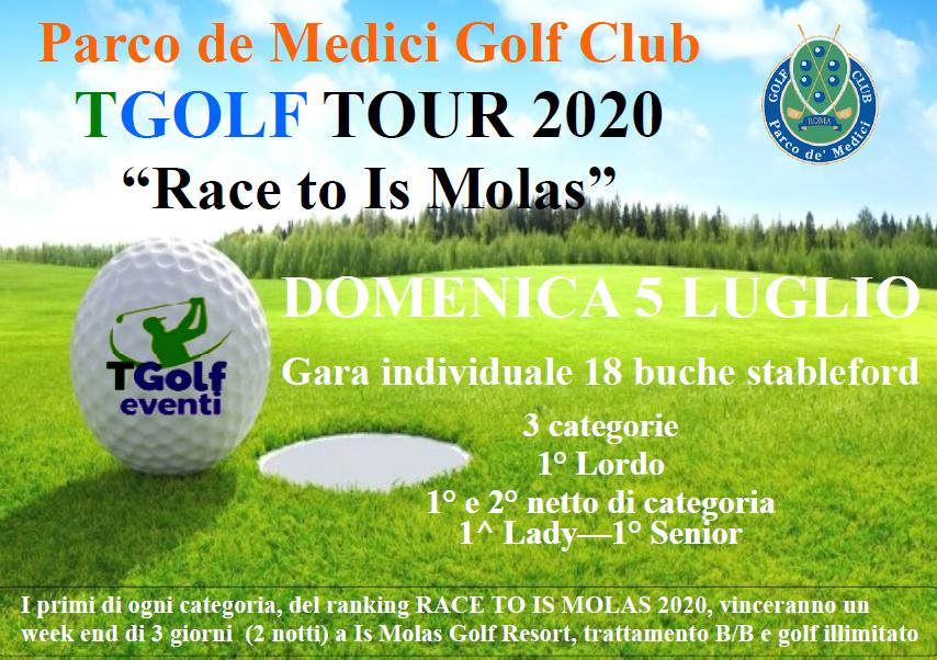 T. Golftour 2020